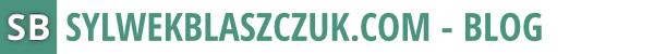 Sylwek Błaszczuk – blog