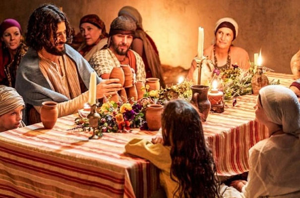 Eucharystia w Biblii